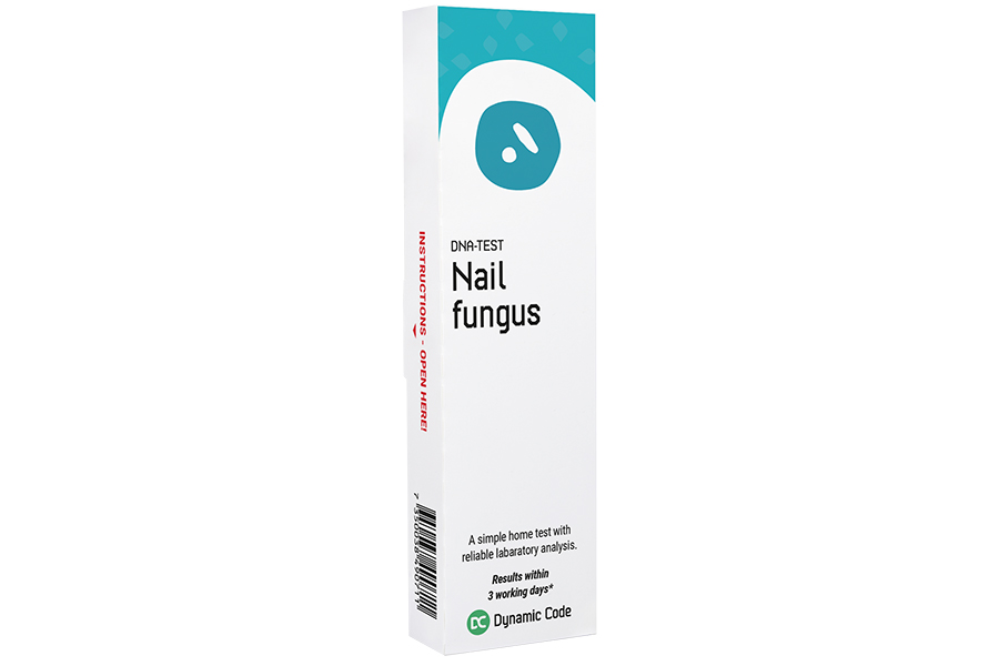 Nail Fungus DNA Test